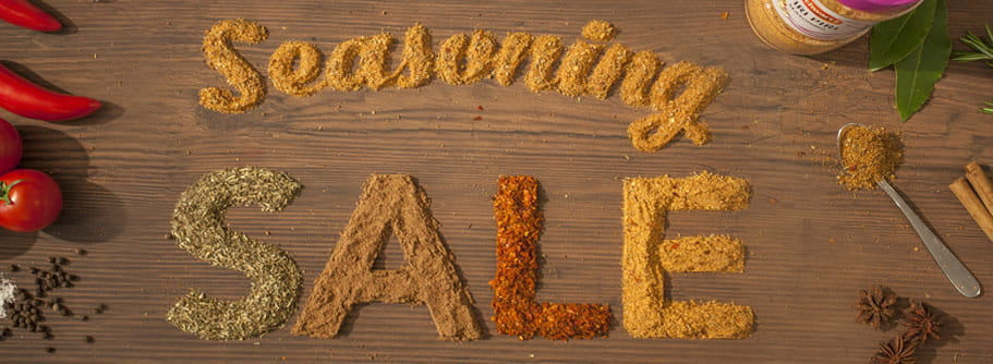 Seasoning Sale | Schwartz