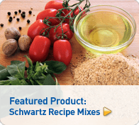 Schwartz Recipe Mixes